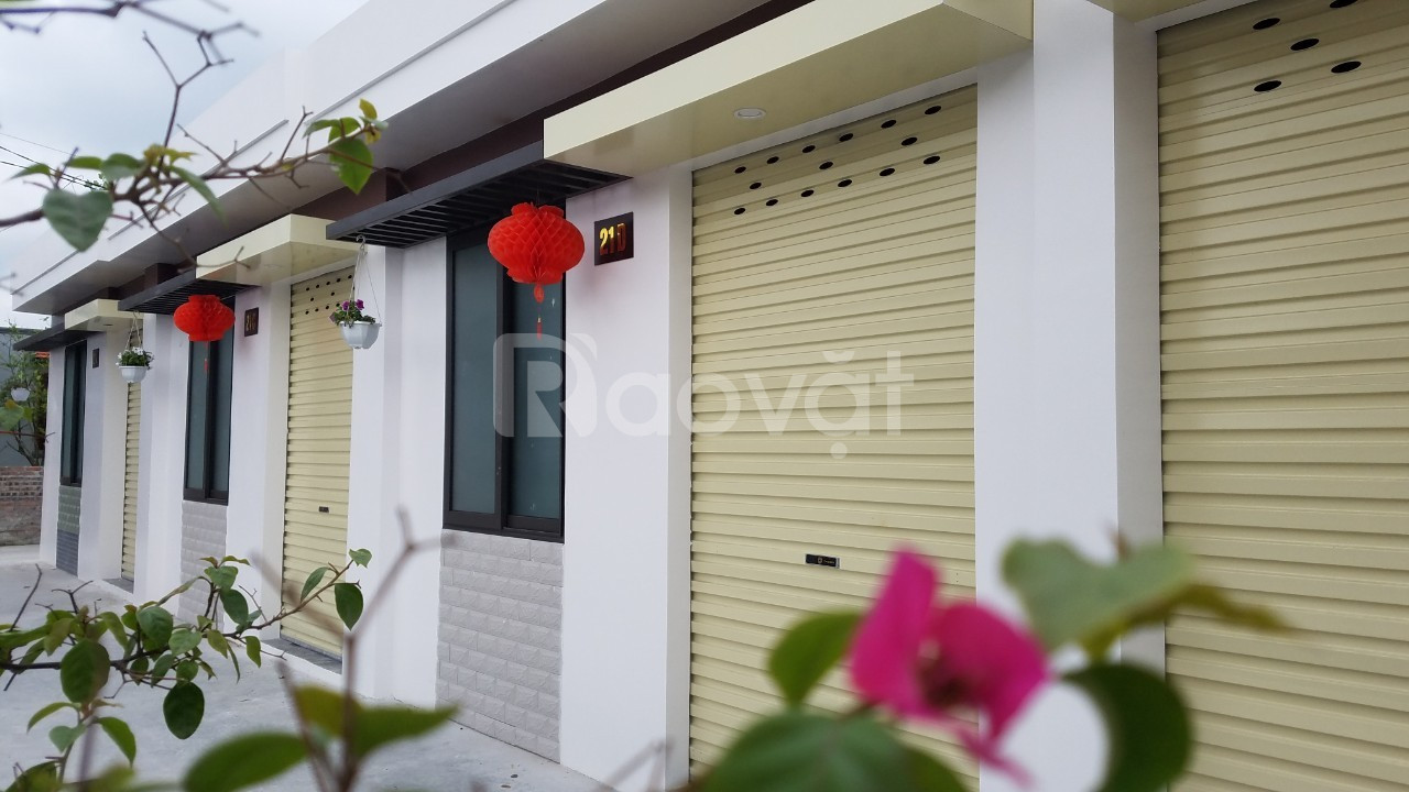 Bán nhà độc lập tại Lê Lợi, An Dương, Hải Phòng gần KCN Tràng Duệ