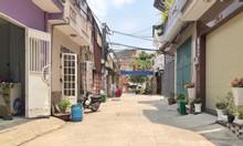 Bán nhà 3 lầu, đường 26 tháng 3 quận Bình Tân. DT: 56m2. Hẻm 7m