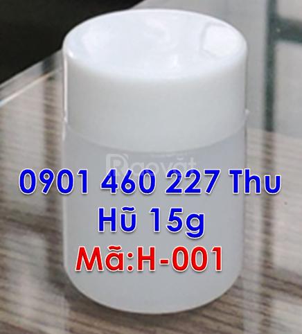 Sản xuất hũ nhựa đựng bột,hũ nhựa HDPE, hũ nhựa 1kg, 500g, 250g, 100g
