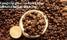 Cung cấp cà phê hạt rang nguyên chất Thủ Dầu Một, Thuận An