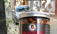 Khô heo cháy tỏi hắc xì dầu HeoMi-Food