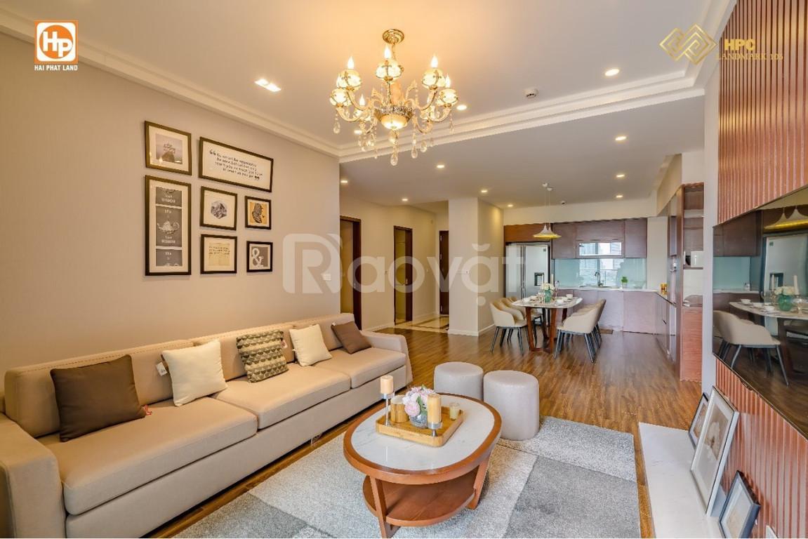 Cần bán căn hộ đầu hồi chung cư HPC105 99m 3PN