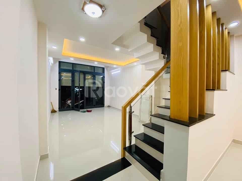 Định cư USA bán nhà mặt tiền lô góc 110m2 Võ Thị Sáu, Biên Hòa.