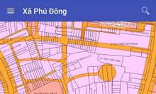 Lô đất giành cho nhà đầu tư xã Phú Đông cách phà Cát Lái 5 phút