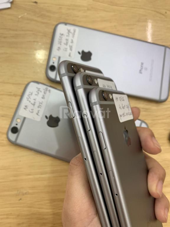 Iphone 6s lock 32gb hàng keng, pin 100%, BH Apple t2/2021