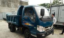 Bán xe ben thaco 2.5 tấn tại hải phòng