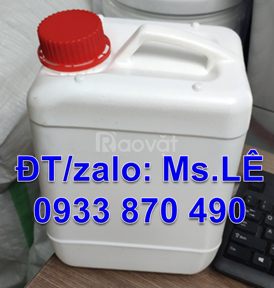 Bán can nhựa 2 lít dày, can nhựa 2 lít giá rẻ, can 2 lít hóa chất