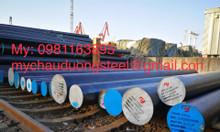 Trục rèn S45C, SCM440 phi 300-500 sẵn kho, giá trực tiếp nhà máy