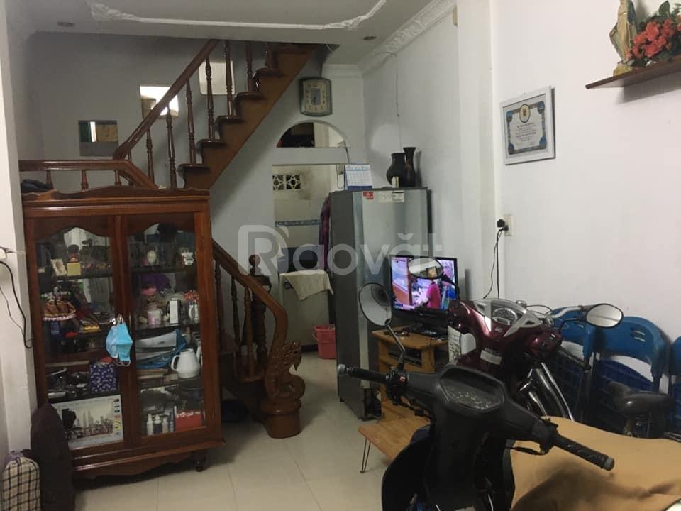 Chính chủ bán nhà hẻm xe hơi Huỳnh Văn Bánh, Quận Phú Nhuận, 54m2, 2 lầu, 3,8 tỷ
