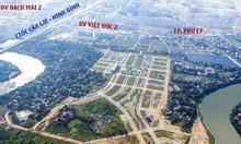Mở bán đợt 2 dự án river silk city Hà Nam