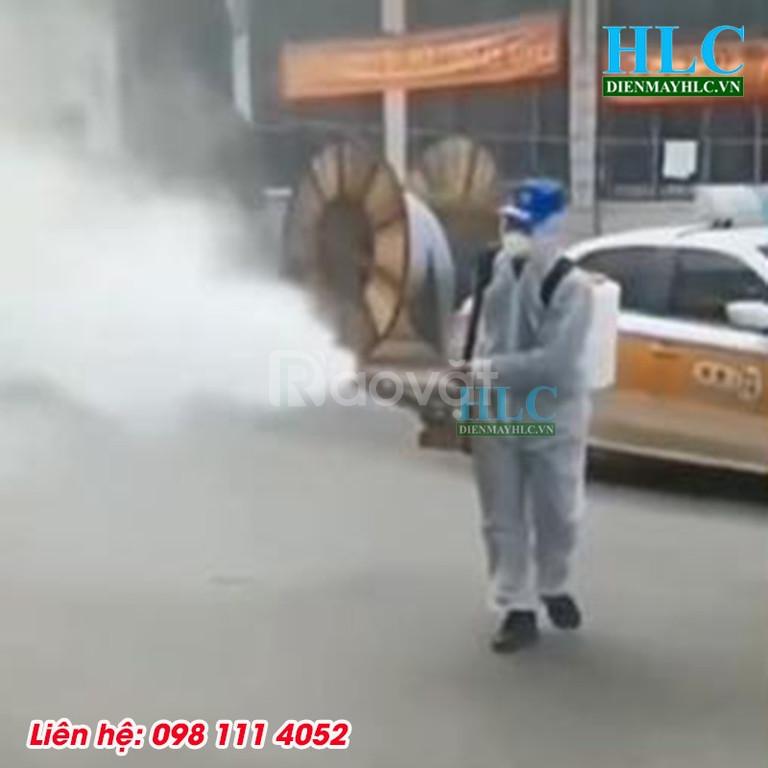 Máy phun thuốc sâu dạng khói diệt côn trùng, sâu bệnh
