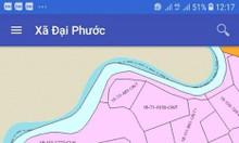 Tôi cần bán lô đất thổ cư xã Đại Phước giá 1,15 tỷ gần Phà Cát Lái