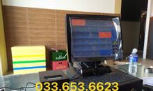 Bán máy tính tiền pos cho quán cafe tại Bình Thuận