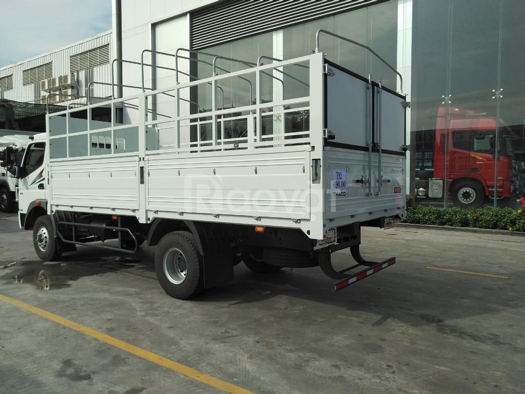 Bán xe tải nhật 5 tấn giá tốt