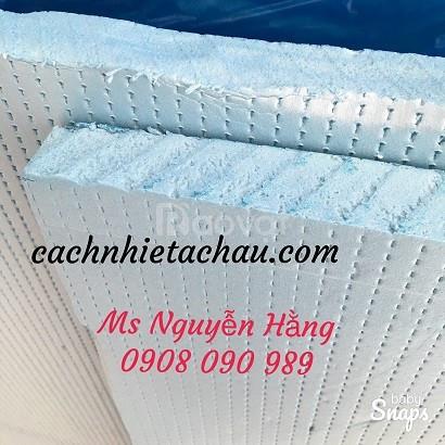 Xốp XPS Foam cách âm, cách nhiệt, xốp ép cứng chống võng sàn