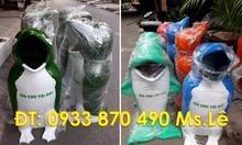 Thùng đựng rác hình cá heo, thùng rác con vật giá rẻ TPHCM