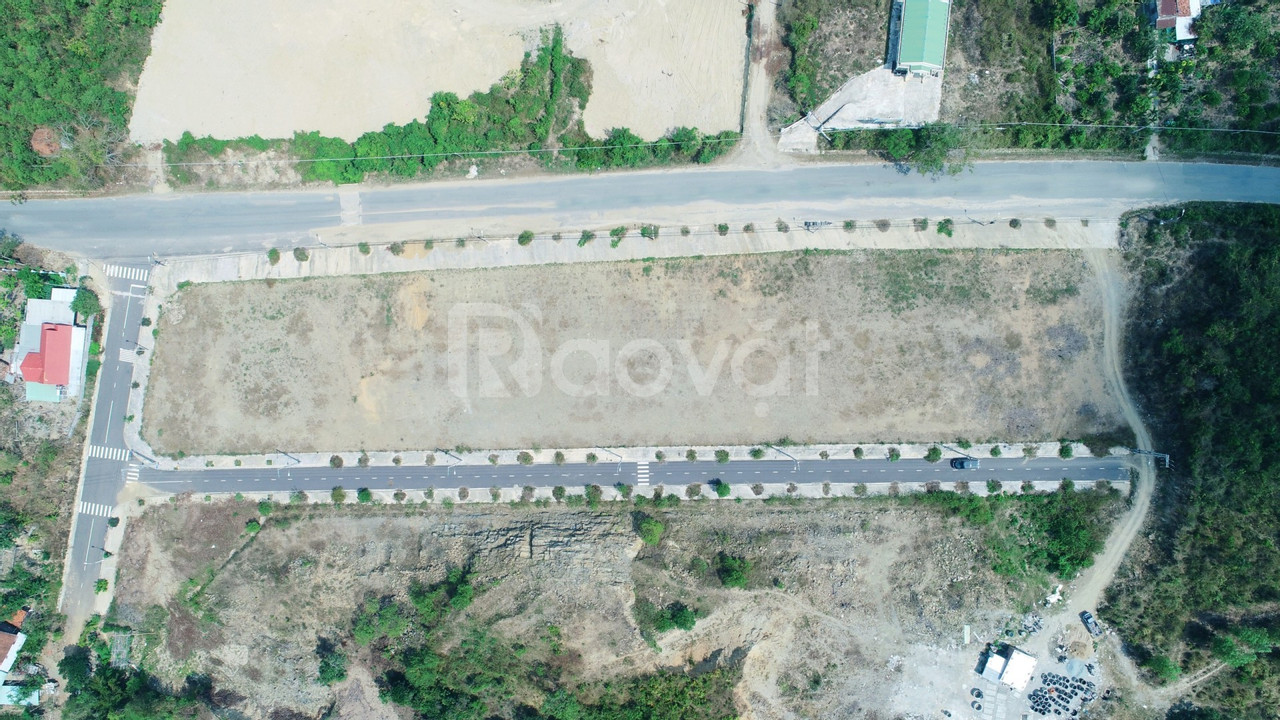 Đất nền sổ đỏ phía Tây Nha Trang