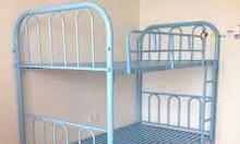 Giường tầng sắt nhiều quy cách …giá  xưởng