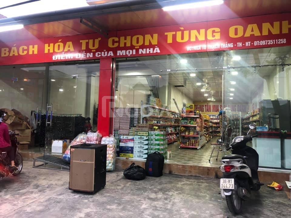 Phần mềm tính tiền dành cho cửa hàng tự chọn tại Hà Tĩnh
