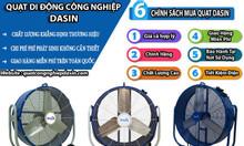 Bán quạt sàn di động bánh xe tại Hưng Yên