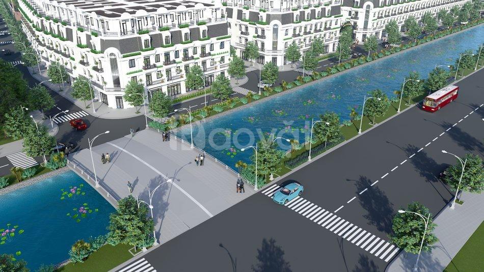 Bán lô đất mặt tiền đẹp Long Châu Riverside Bắc Ninh.