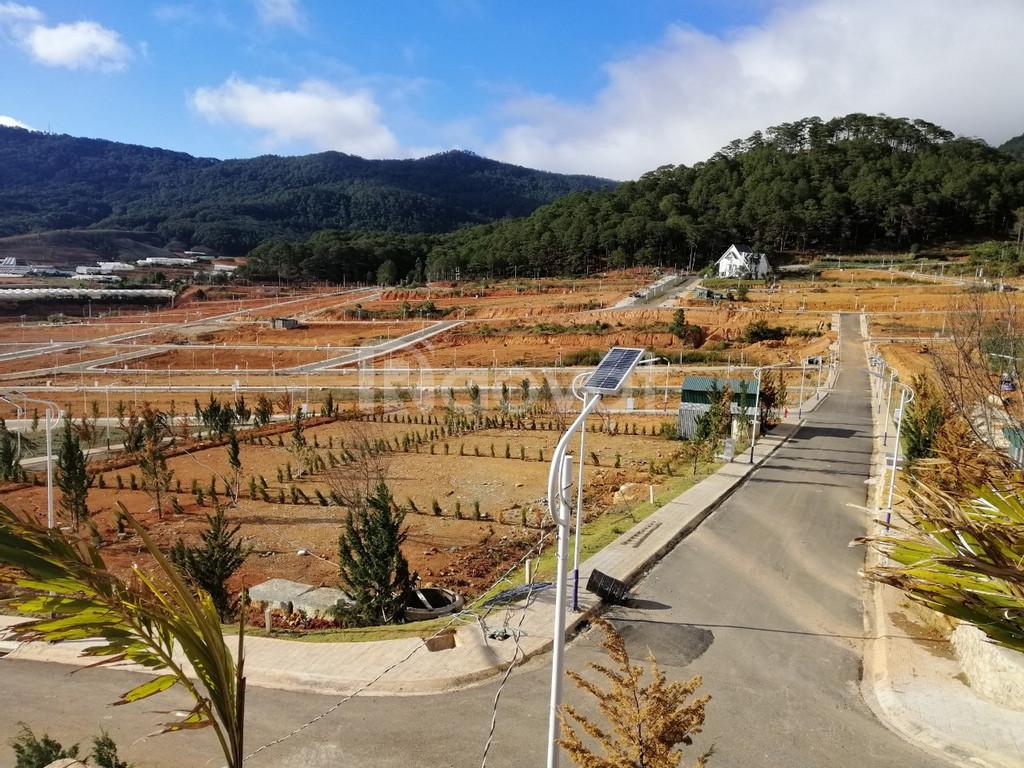 Nhận mua bán ký gửi đất nền LangBiang Town, sổ đỏ vĩnh viễn