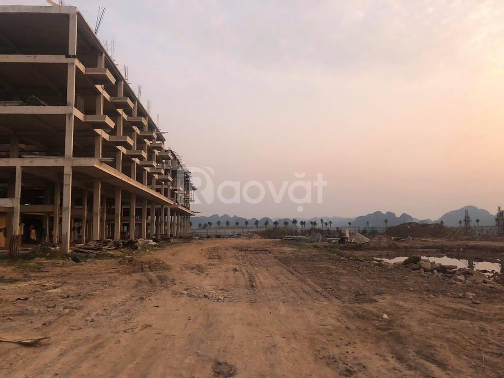 Bán 4 lô đất đẹp KĐT cảng tàu Ngọc Châu, giá tốt Quảng Ninh