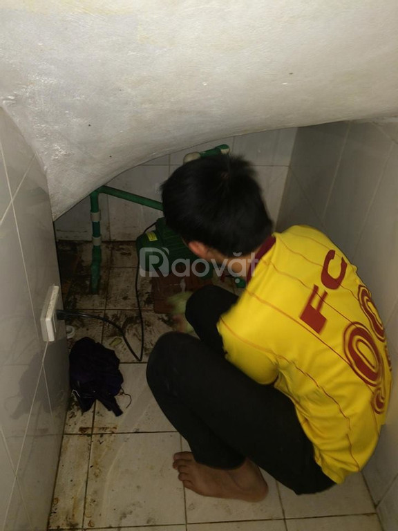 Sửa chữa điện nước giá rẻ tại Lưu Hữu Phước, Lê Đức Thọ, Nguyễn Hoàng