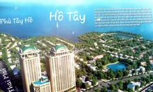 Chỉ với 6.5 tỷ sở hữu CH 3PN view Hồ Tây tại dự án D'. Le Roi Soleil