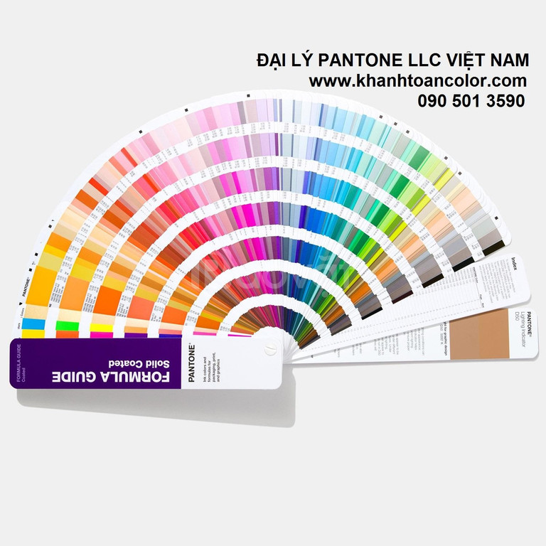 Bảng màu Pantone C U Formula Guide GP1601A 2020 nhập khẩu USA (ảnh 4)