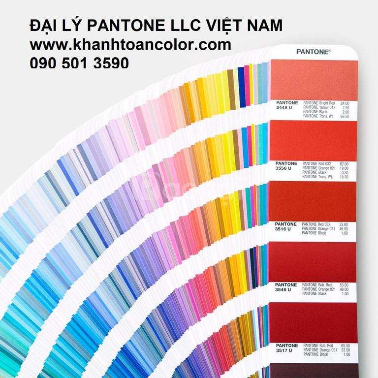 Bảng màu Pantone C U Formula Guide GP1601A 2020 nhập khẩu USA (ảnh 5)