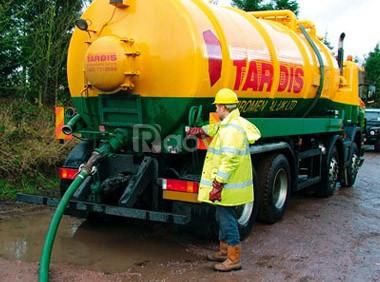 Thông tắc bồn cầu, chậu rửa bát tại huyện Đan Phượng