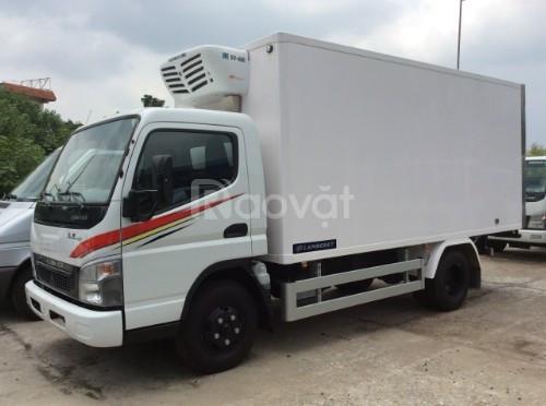 Bán xe tải nhật bản 3.5 tấn Fuso canter 6.5