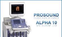 Máy siêu âm 4d prosound Alpha 10