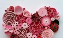 Chợ Hoa Giấy chuyên cung cấp các loại hoa được làm tỉ mỉ từ giấy