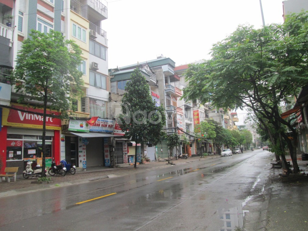 CC bán nhà MP Nguyễn Viết Xuân gần phố Ngô Thì Nhậm 2 mặt tiền MT 8m 1