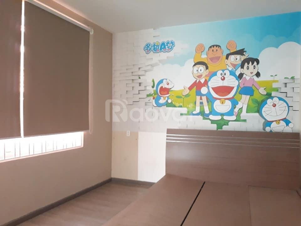 Bán nhà 8x12 Huỳnh Văn Bánh, Quận Phú Nhuận, 4 tầng, xe hơi vào nhà, 17,3 tỷ