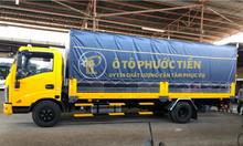 Xe tải Veam 1t9 thùng dài 6m2 màu vàng l Veam VT260-1