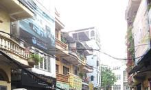 Nhà 2 mặt phố lô góc Vạn Bảo Ba Đình 75m 13 tỷ