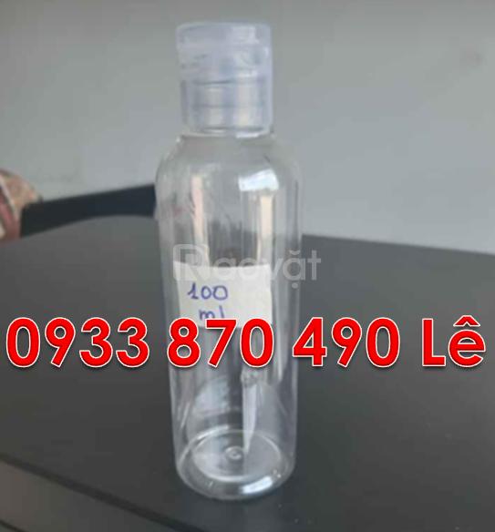 Bình nhựa pet có vòi nhấn,bình nhựa đựng nước rửa tay
