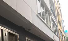 Chính chủ cần bán nhà mới xây ngõ 264 Ngọc Thụy DT 33m2 4 tầng