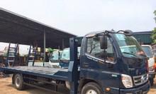 Bán xe tải 7 tấn nâng đầu chở máy công trình