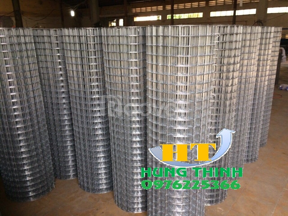Chuyên lưới thép hàn mạ kẽm D2, D3, D4 Tại Hà Nội