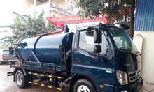 Bán xe thaco ollin hút chất thải 5 khối