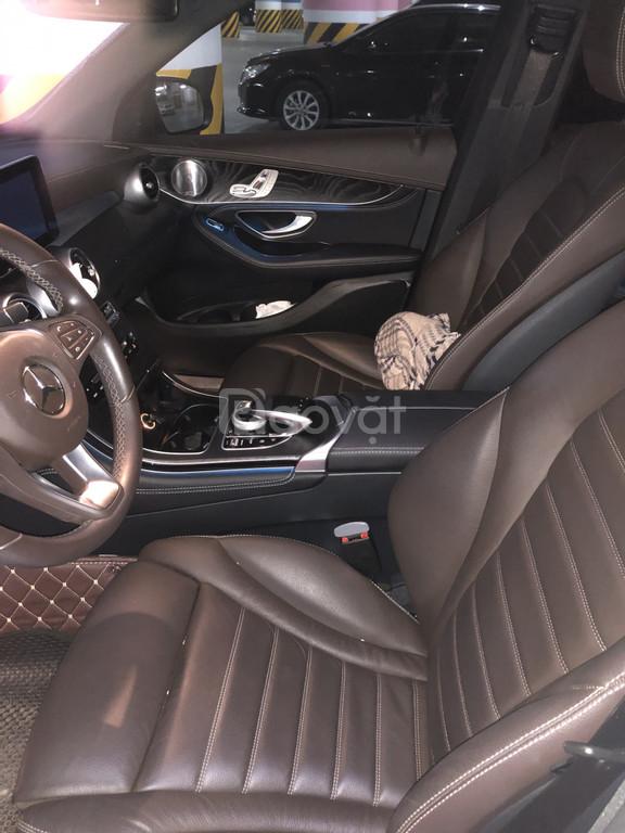 Mercedes GLC300 2018 lướt