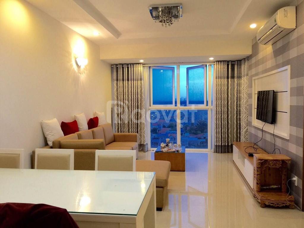 Căn góc đẹp cao ốc Hưng Phát, 80m2, nội thất đầy đủ, 1.950 tỷ