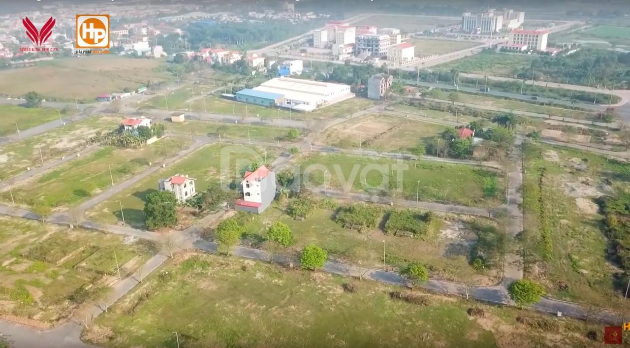 Cần bán lô đất 112m2 p.Anh Dũng, đối diện ủy ban quận Dương Kinh.