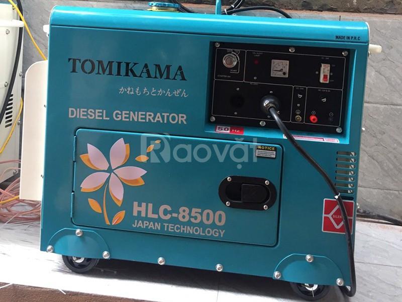 Lý do nên mua máy phát điện chạy dầu diesel tại Hoàng Long