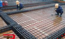 Lưới thép đổ bê tông, lưới thép hàn mạ kẽm