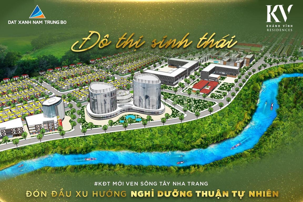 Bán đất sổ đỏ gần Cụm Công Nghiệp lớn nhất Tây Nha Trang